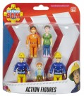 Fireman Sam - 5 Figure Pack