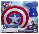 Avengers - Cap America Mag Shield & Guantlet /Toys