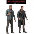 Blade Runner 2049 Series 1 - Deckard & Officer K Action Figures 18cm Assortment (14) NECA19900