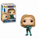 Funko POP! Captain Marvel - Vers Vinyl Figure 10cm FK36342