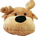 Lilalu 2X-Large Plush Moose Slipper /Toys