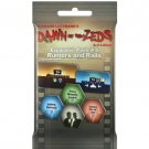 Galda spēle Dawn of the Zeds (3rd Ed.) Expansion Pack #3 Rumors and Rails - EN VPG12030