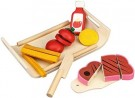 Happy People 45017 Wooden Meal On A Tray /Toys