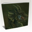 Dragon Shield - 3-Ring Binder - Brown Dragon 30311