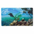 Dragon Shield Play Mat - Mint 'Bayaga' (Limited Edition) 21525
