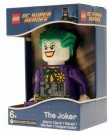 Lego Mini Fig Clock Joker