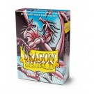 Dragon Shield Small Sleeves - Japanese Matte Pink (60 Sleeves) 11112