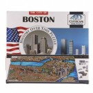 4D Cityscape - Boston 40080