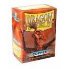 Dragon Shield Standard Sleeves - Copper (100 Sleeves) 10016