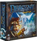 (U) Heidelberg HEI0600 - Descent: The Journey into the Dark: 2nd (Used/Damaged Packaging) /Toys