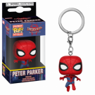 Funko POP! Keychain Animated Spider-Man - Peter Parker Vinyl Figure 4cm FK34446