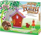 (D) My Fairy Garden - Woodland Fairy Door (SLIGHTLY DAMAGED PACKAGING) /Toys