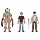 Funko Action Figures It 2017 - Pennywise, Richie, Eddie Poseable Figures 3-Pack FK30012