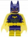 Lego Mini Fig Clock Lego Batman Movie BatGirl