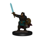 D&D Icons of the Realms: Premium Painted Figure - Dwarf Paladin Female (6 Units) WZK93027