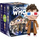 Titan Merchandise - Doctor Who TITANS: The 13 Doctors Kawaii CDU of 18 Vinyl Figures 8cm DWV-MINI-012