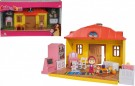 Masha and The Bear - Masha House Playset /Toys