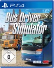 Bus Driver Simulator Playstation 4 (PS4) video spēle
