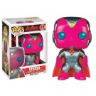 Funko POP! Marvel Avengers Age Of Ultron - Vision Metallic Paints Vinyl Figure 10cm limited FK7234
