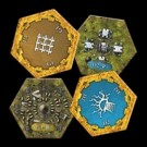 Galda spēle Clockwork Wars: Gulag and Dynamo Hex Set - EN 101618