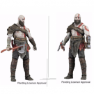God Of War (2018) - Kratos 7-inch Scale Action Figure 18cm NECA49323