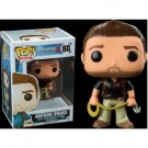 Funko POP! Games Uncharted - Nathan Drake Naughty Dog logo shirt Vinyl Figure 10cm limited FK9359