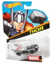 Hot Wheels Marvel Character Cars - Thor