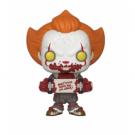 Funko POP! IT: Chapter 2 - Pennywise w/ Skateboard Vinyl Figure 10cm FK40628