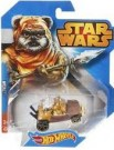 Hot Wheels - Star Wars Character Car Ewok (CGW36) /Toys