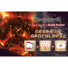 Galda spēle Dragoborne: Rise to Supremacy - DB-BT03 Gears of Apocalypse - Sneak Preview Kit DB-BT03-SP