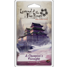 Galda spēle FFG - Legend of the Five Rings LCG: A Champion's Foresight - EN FFGL5C23