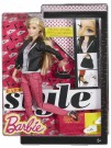 Barbie - Style Dolls - Barbie Pink Denim  Toy - Rotaļlieta
