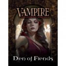 Vampire: The Eternal Struggle TCG - Sabbat - Den of Fiends - Tzimisce Preconstructed Deck - EN VAWODLWPGOBC0011