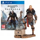 Assassin's Creed Valhalla + figure (Assassins) Playstation 4 (PS4) video game