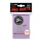 UP - Standard Sleeves - Pro-Matte - Non Glare - Lilac (50 Sleeves) 84504
