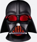 (D) Star Wars Darth Vader - 3D Mood Light - Black Head - Large  (UK) (Damaged Packaging) /Gadgets