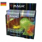 MTG - Zendikar Rising Collector Booster Display (12 Packs) - DE MTG-ZNR-CBD-DE