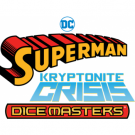 Galda spēle DC Dice Masters - Superman Kryptonite Crisis Countertop Display - EN WZK74099