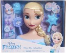 Disney Frozen - Deluxe Elsa Styling Head /Toys