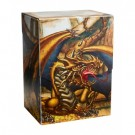 Dragon Shield Deck Shell - Gold 31606