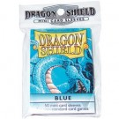 Dragon Shield Small Sleeves - Blue (50 Sleeves) 10103