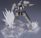 Bandai Figure Lies Effect Shock White Coloured Plastic Model /Toys