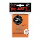 UP - Small Sleeves - Pro-Matte - Orange (60 Sleeves) 84266