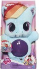 MY LITTLE PONY RAINBOW DASH GLOW PONY B1652