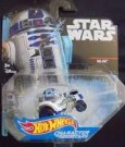 Hot Wheels - Star Wars R1 R2-D2 (DXP42)/Toys