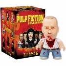 Titan Merchandise - Pulp Fiction TITANS: The Pulp Fiction Collection CDU of 18 Vinyl Figures 8cm QTV-MINI-001