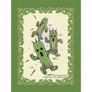 Final Fantasy TCG Supplies - Sleeves - Cactuar (60 Sleeves) XCASLZZZ00