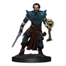 D&D Icons of the Realms: Premium Painted Figure - Human Warlock Male (6 Units) WZK93024
