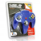 TTX N64 Classic Controller Blue - pults