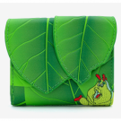 A Bugs Life Leaf Flap Wallet WDWA1182